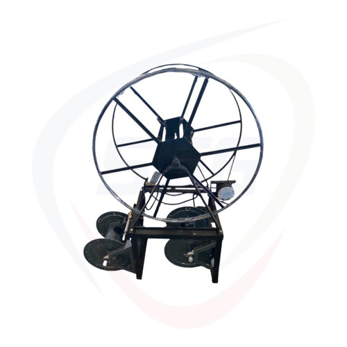 Steamaction All In One Electric Hose Reel
