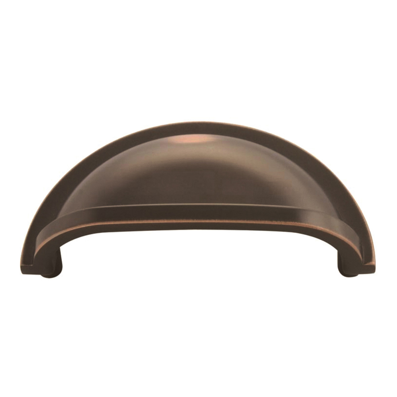 Hickory Hardware P14444-OBH 3-Inch Metropolis Pull Oil-Rubbed Bronze Highlighted