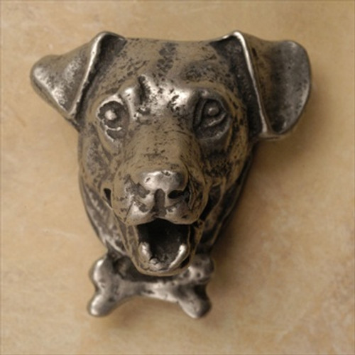 Anne At Home 136: Jack Russell Cabinet Knob