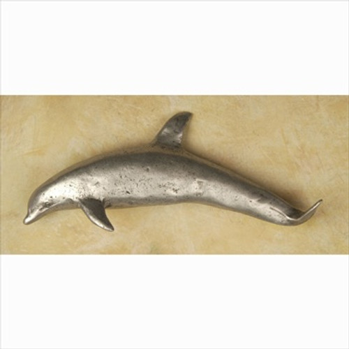 Home Accents Dolphin Towel Bar Satin Pewter Finish 24