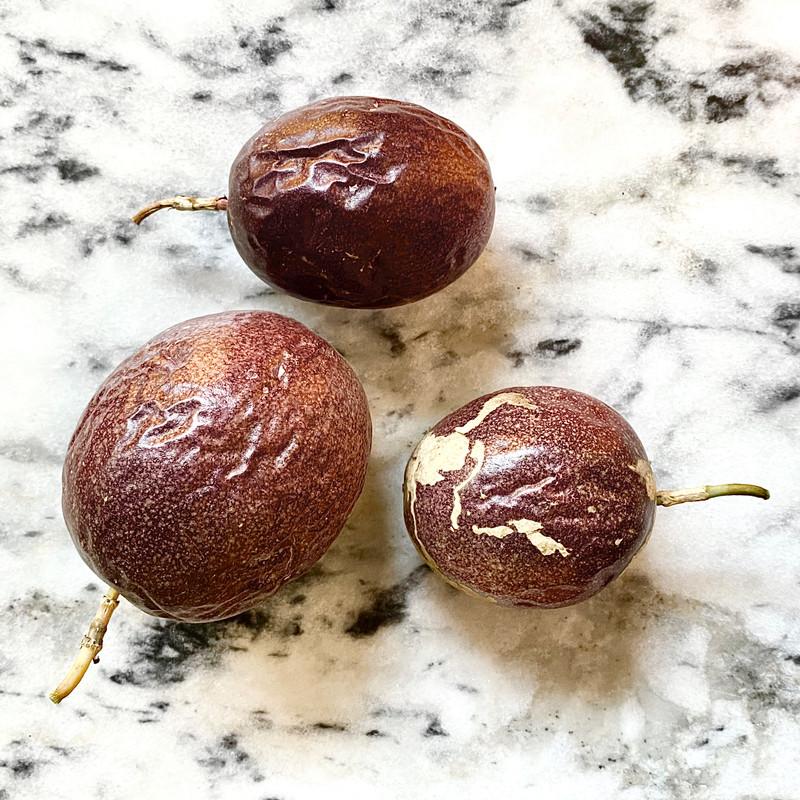Certified Organic (CCOF) Passionfruit
