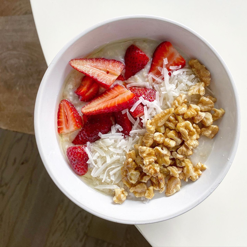 We love it in our oatmeal!