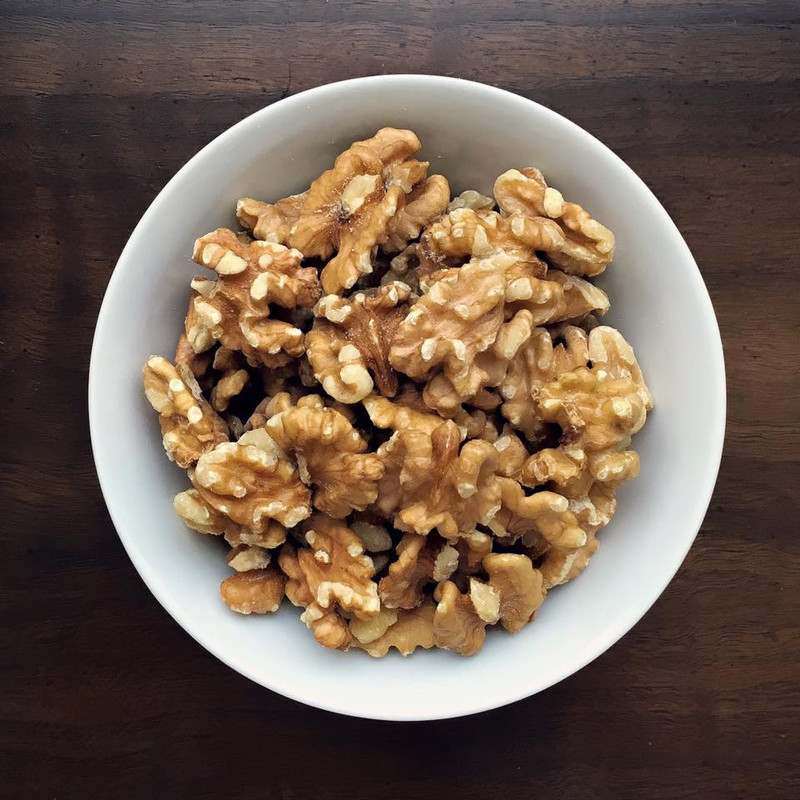 STORING YOUR WALNUTS
