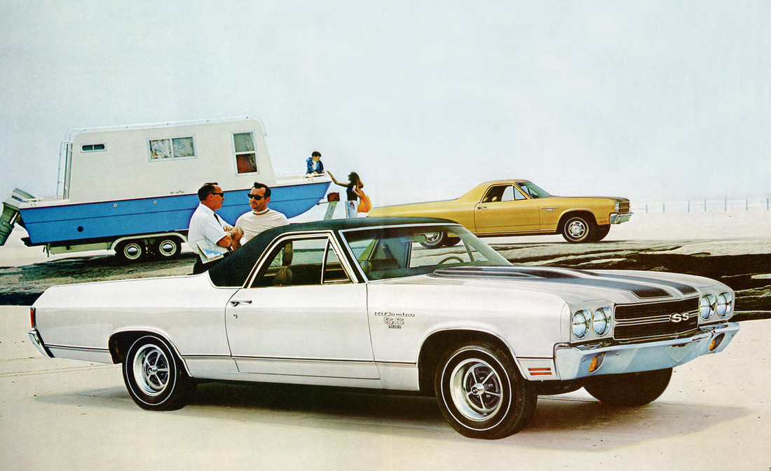 Classic Car History: Ford Ranchero and Chevrolet El Camino