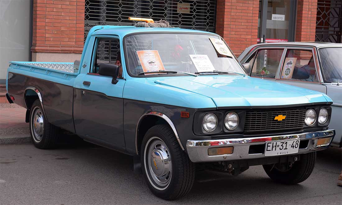 Chevy LUV Trucks - The History of the Chevrolet LUV Pickup Truck