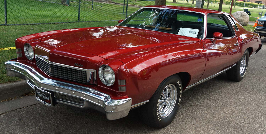 Chevrolet Monte Carlo - A Look Back At The Classic Chevy Coupe