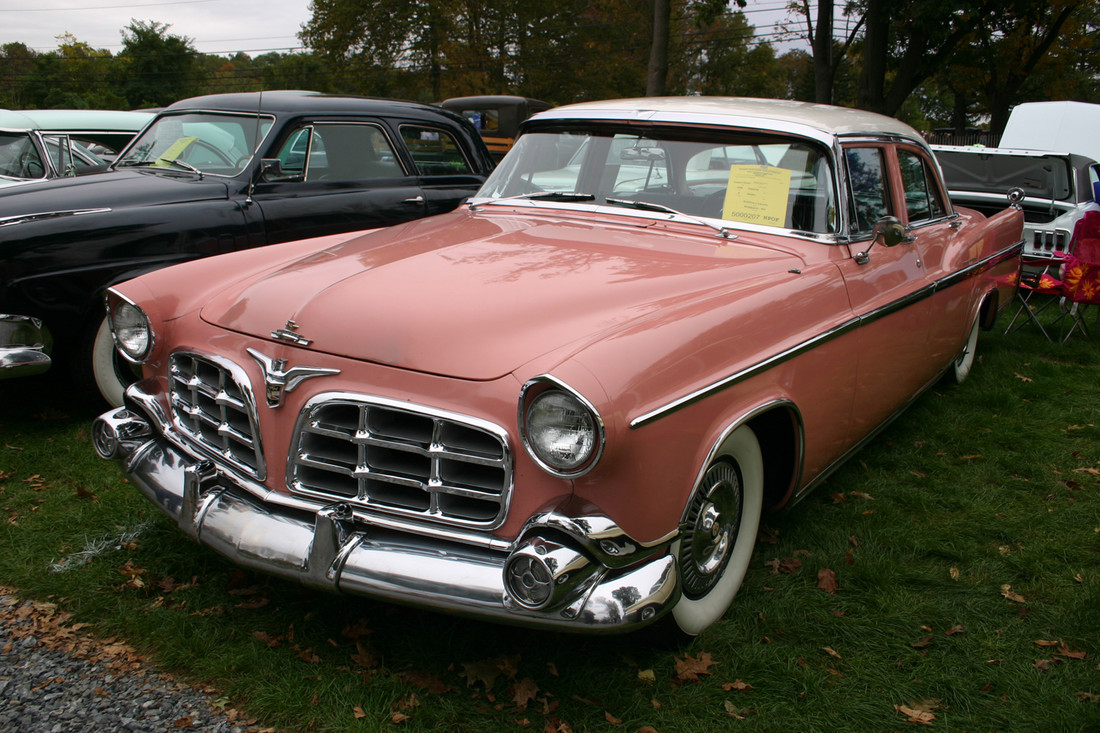 Classic Car History: Chrysler Imperial