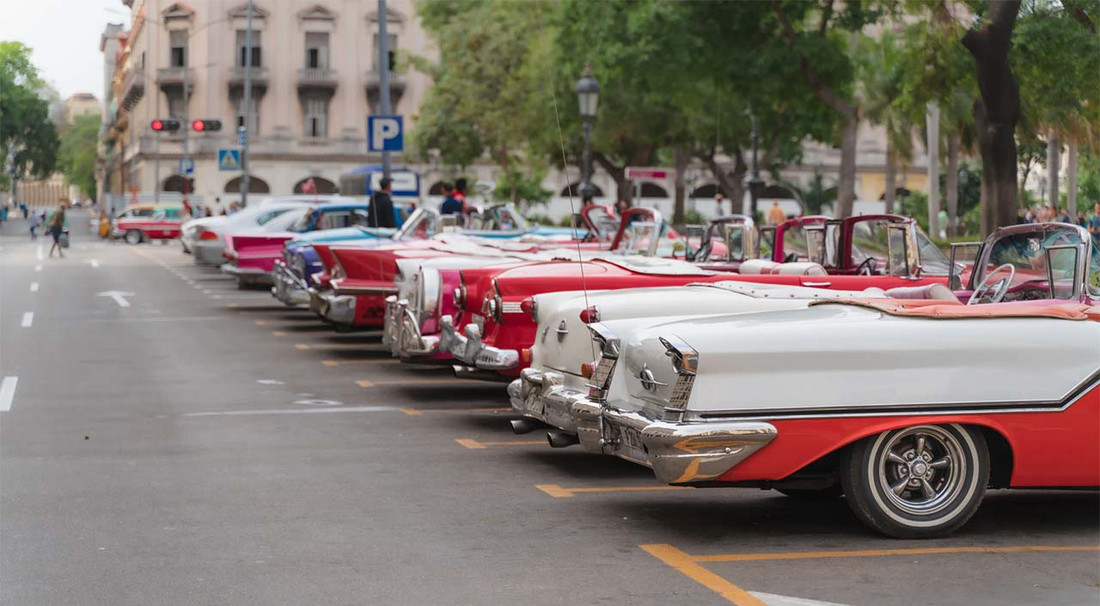 Top Collectible Classic Cars from 1950 to 1990
