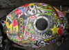 Stickerbomb Wrap Bike Kit - Vinyl + Tools