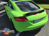Diamond Sanding Green Vinyl Wrap with ADT