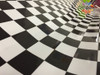 Chequered Flag Style Vinyl Wrap with ADT