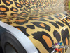 Leopard Skin Style Stickerbomb with ADT