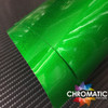 Gloss Metallic Candy Green Vinyl Wrap with ADT