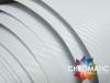 3D Carbon Fibre White Vinyl Wrap with ADT