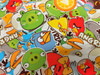 Angry Birds Printed Cartoon Wrap with ADT