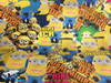 Minions Printed Cartoon Wrap with ADT