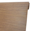 Tobacco Oak Wood Vinyl Wrap with ADT