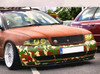 Army Camouflage Vinyl Wrap with ADT