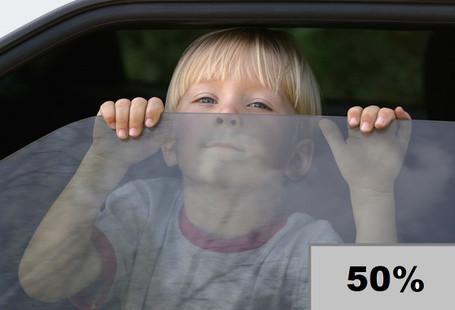 WINDOW TINT FILM 50%