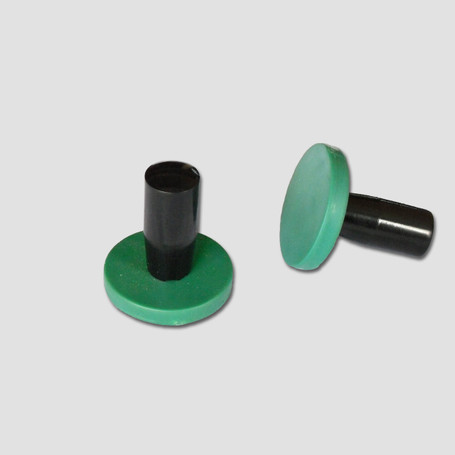 Magnets with Rubber Coated Tip (Twin Pack)