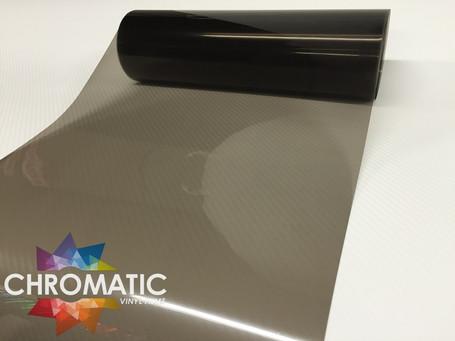 Light Smoke Headlight + Tail Light Tint Film