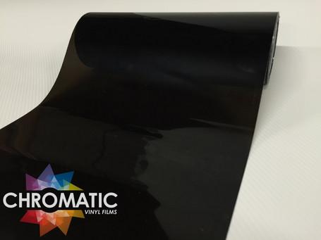Dark Smoke Headlight + Tail Light Tint Film