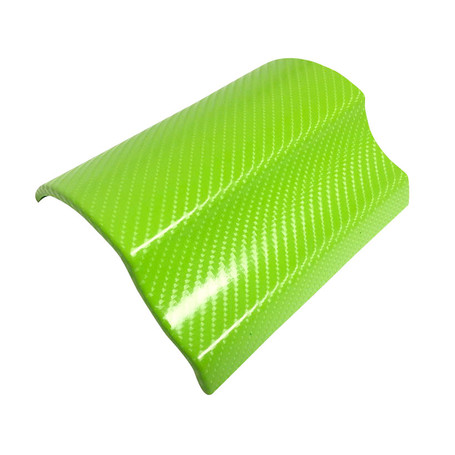 Gloss Green Carbon Fibre Vinyl Wrap with ADT