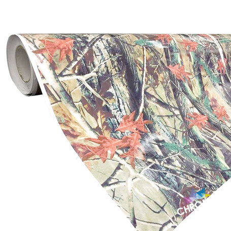 Realtree Camouflage Vinyl Wrap with ADT