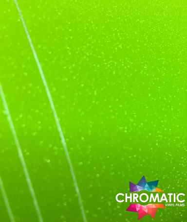 Diamond Sanding Green Vinyl Wrap with ADT