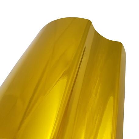 Super Conform Gold Chrome Wrap with ADT