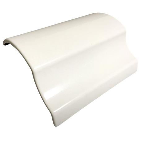 Gloss Metallic White Vinyl Wrap with ADT