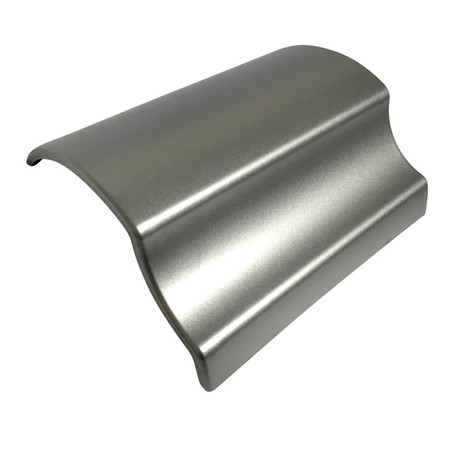 Matte Chrome Silver Aluminium Vinyl Wrap with ADT