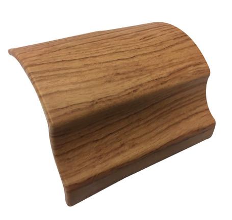 Teak Wood Effect Vinyl Wrap