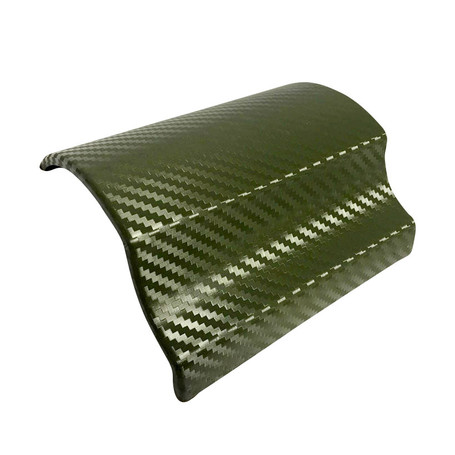 Army Green 3D Carbon Fibre Vinyl with ADT
