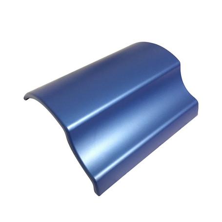 Blue Matte Vinyl with ADT