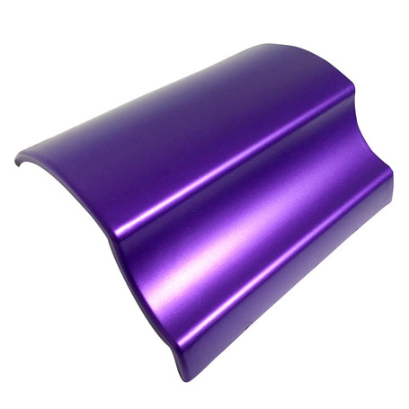 Purple Matte Chrome Vinyl with ADT
