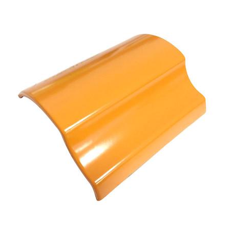 Orange Gloss Vinyl with ADT