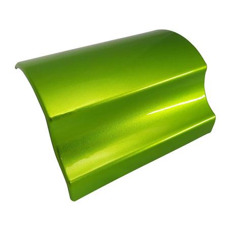Lime Green Glitter Gloss Vinyl with ADT