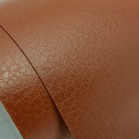 Tan Leather Vinyl Wrap with ADT