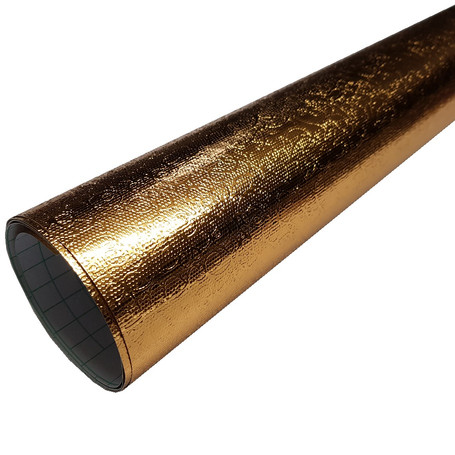 Gold Metal Pattern Vinyl
