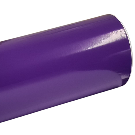 Purple Gloss Vinyl with ADT