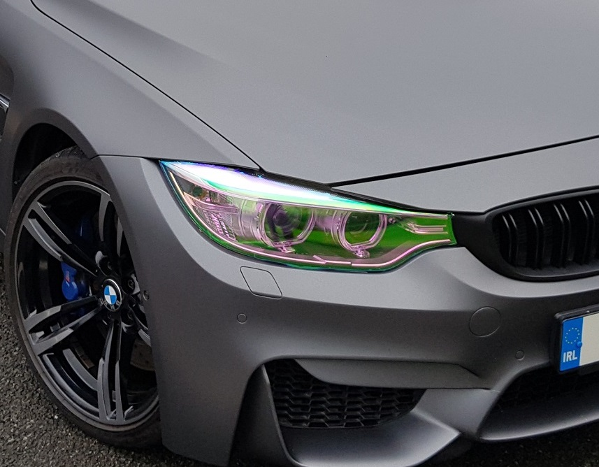 How to apply Headlight & Taillight Tint Films