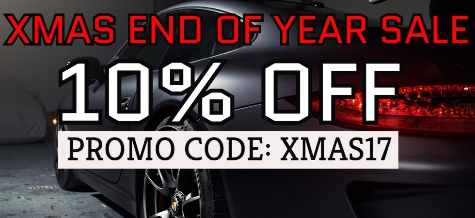 End of year sale now on!
