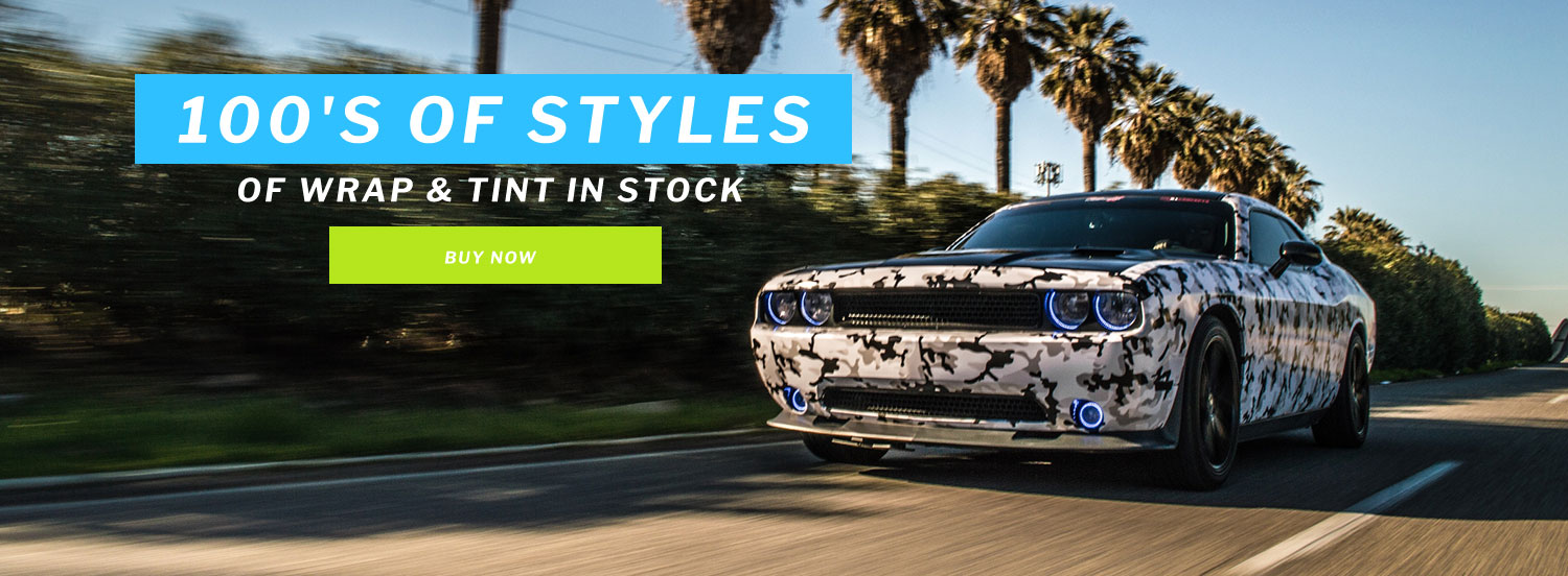 Wrap Direct - Automotive & Architectural Wrapping Supplies