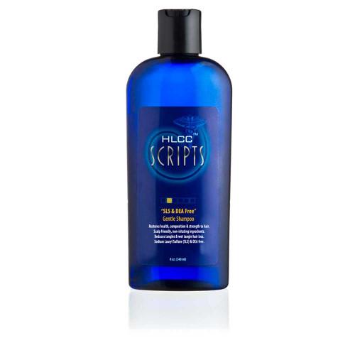 HLCC Scripts Gentle Shampoo