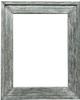 2-5/8 Rustic Barnwood Distressed Wood Frame: 5X5*