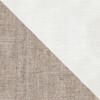 13 oz Triple Primed 100% Linen canvas-Unprimed side(bottom) / Primed side (top)