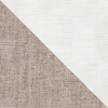 13 oz Triple Primed 100% Linen canvas-Unprimed side(bottom) / Primed side (top)