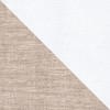 10 Oz Extra Fine ,Quadruple Primed 100% Linen Canvas-Unprimed side(bottom) / Primed side (top)