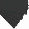 Black Canvas Panels 16X20